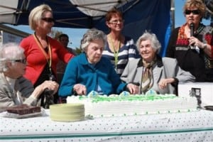 William Cape Gardens celebrates its third anniversary