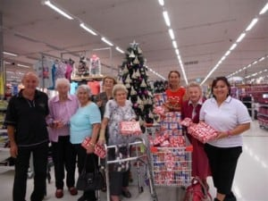 William Cape Gardens Giving Back to the Community at Christmas