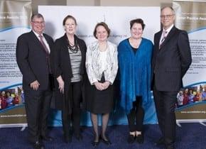 Lansdowne Gardens wins 2013 Better Practice Award