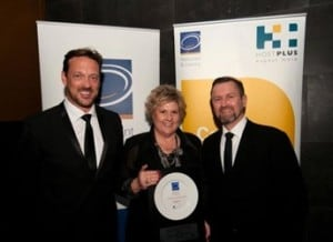 Lansdowne Gardens Wins Award from the Restaurant & Catering Association