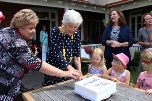 Lansdowne Gardens celebrates fifth anniversary with Grand Kids Day