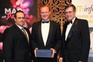 Lansdowne Gardens Wins IT Award