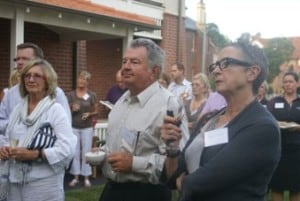 Lansdowne Gardens Hosts Cocktail Party for Neighbours