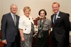 Lansdowne Gardens Officially Opened by Her Excellency the Governor of NSW, Marie Bashir
